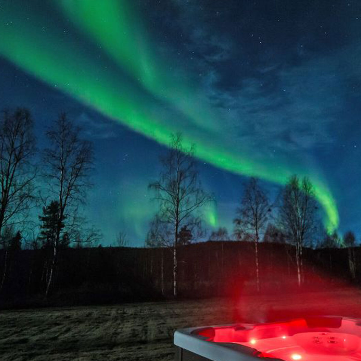 Find out where to see the Northern Lights