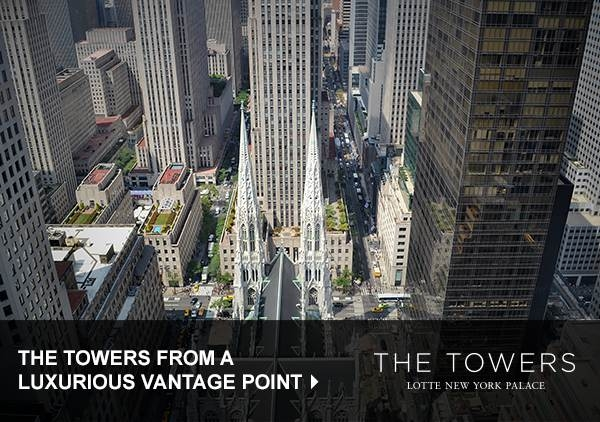 The Towers at Lotte New York Palace, New York City, New York
