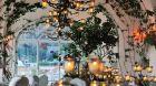 Le Sponda Restaurant at Le Sirenuse