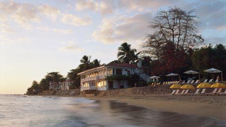Horned Dorset Primavera Hotel - Rincon, Puerto Rico