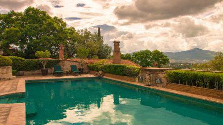 Villa Montana Hotel and Spa - Morelia, Mexico