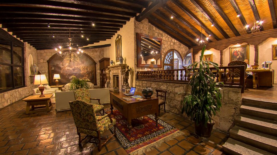 Villa Montana Hotel and Spa — Morelia, Mexico