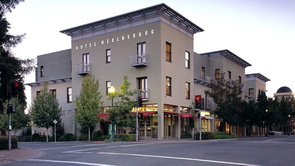 Hotel Healdsburg — Healdsburg, United States