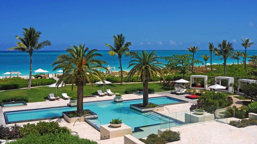 Grace bay club providenciales caicos adalar for Visa hotel luxury collection