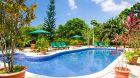 Pico Bonito Swimming pool