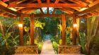 Pico Bonito Garden Path