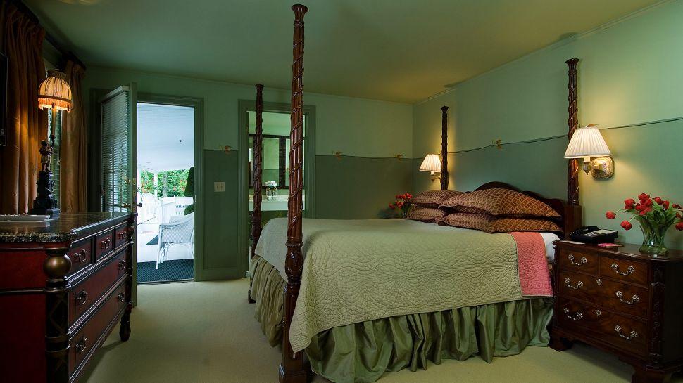 Homestead Inn ~ Thomas Henkelmann — Greenwich, United States