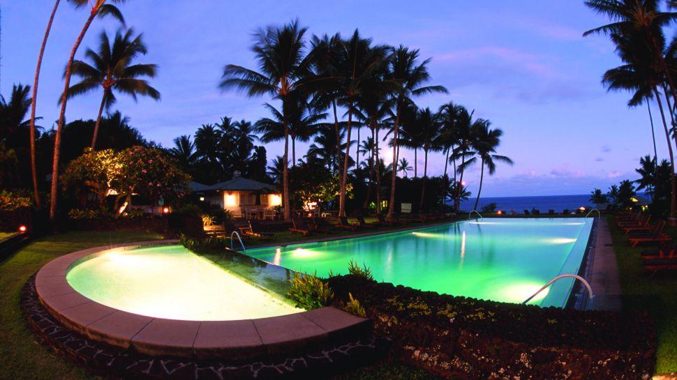 Travaasa Hana Maui Maui Hawaii