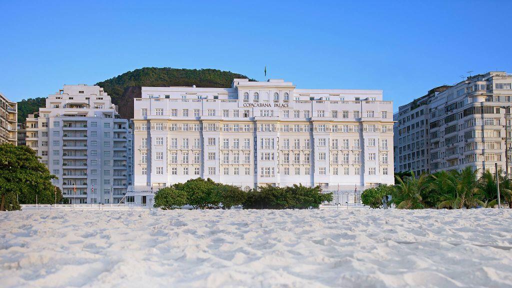 Belmond Copacabana Palace - Rio de Janeiro, Brazil