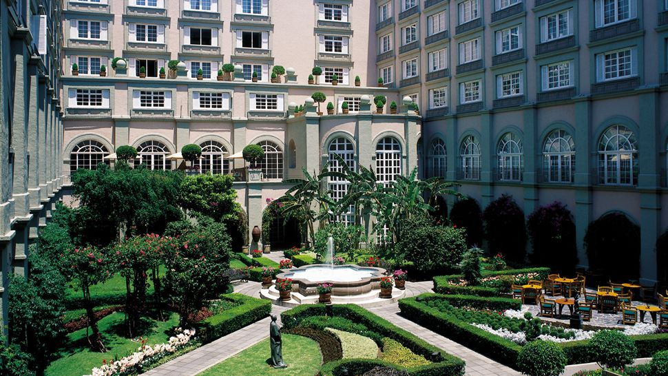 Four seasons hotel mexico d f mexico city mexico for Hotel george v jardins