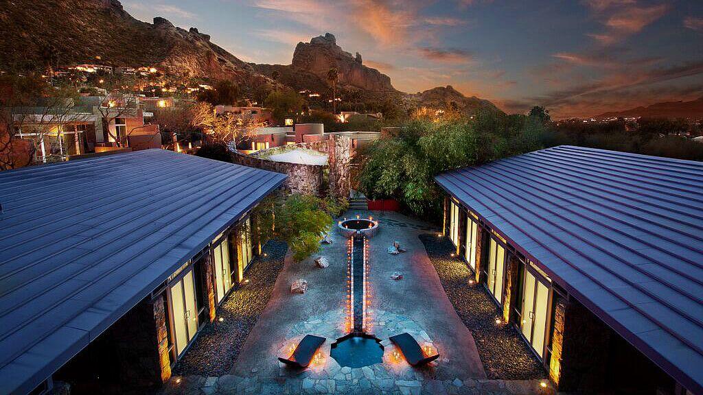 Sanctuary Camelback Mountain Resort Amp Spa Phoenix Arizona