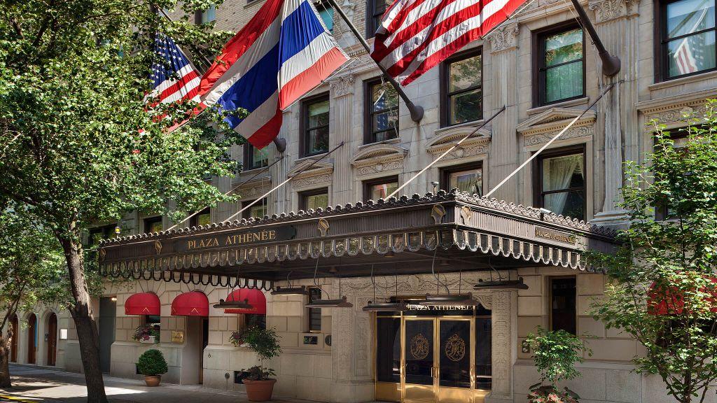 Hotel Plaza Athenee New York, New York City, New York