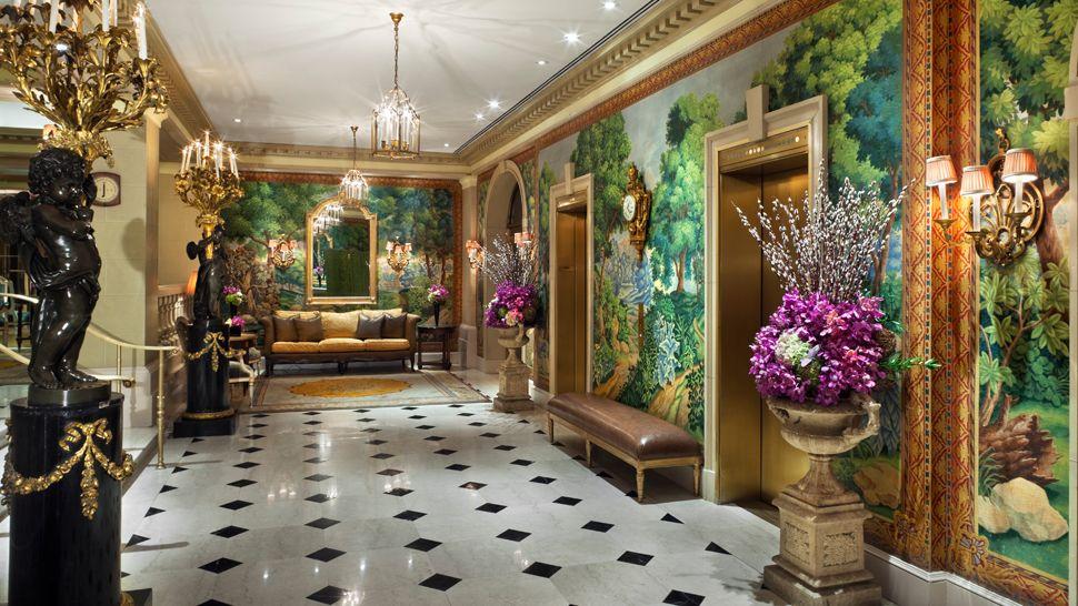 Hotel Plaza Athenee New York United States