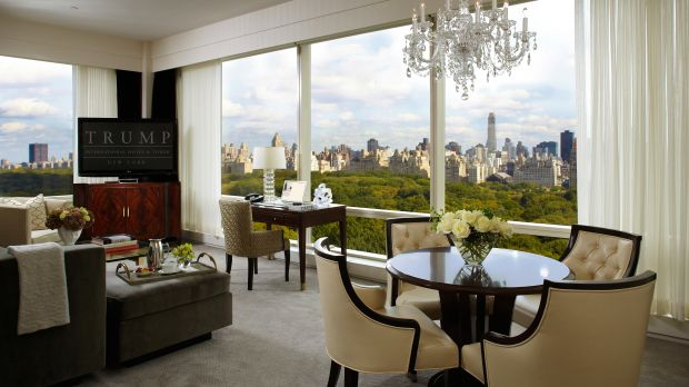 Trump International Hotel & Tower New York — New York City, United States