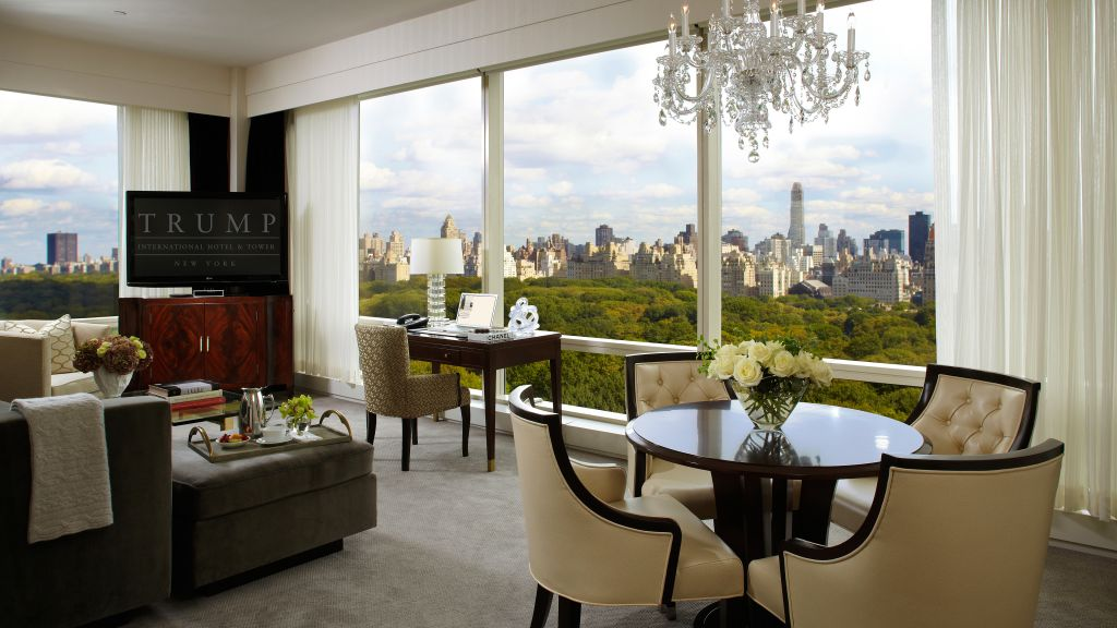 Trump International Hotel Amp Tower New York New York
