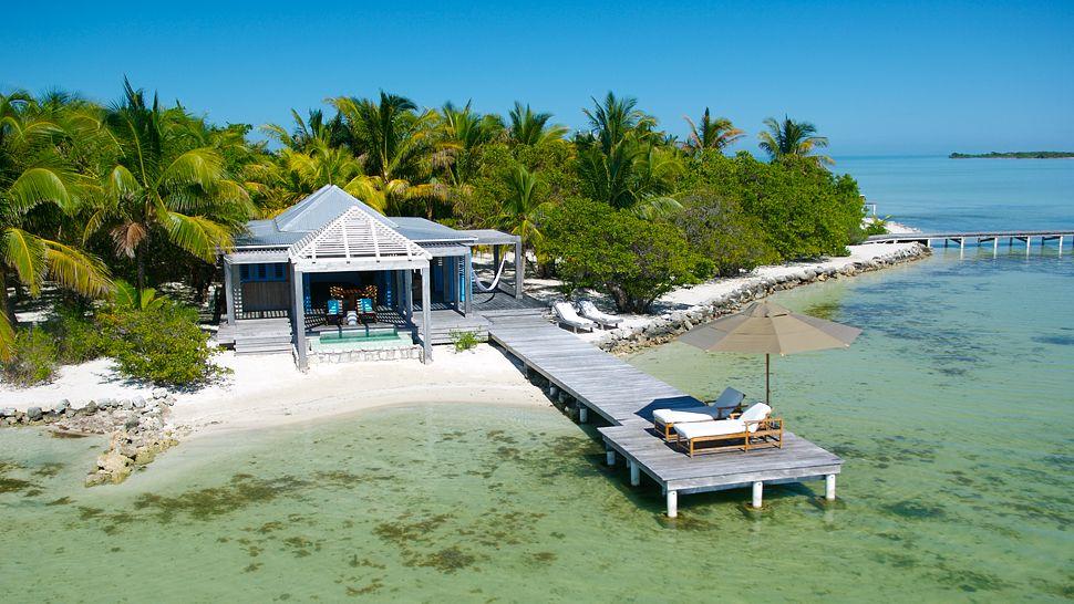 Cayo Espanto - San Pedro, Belize