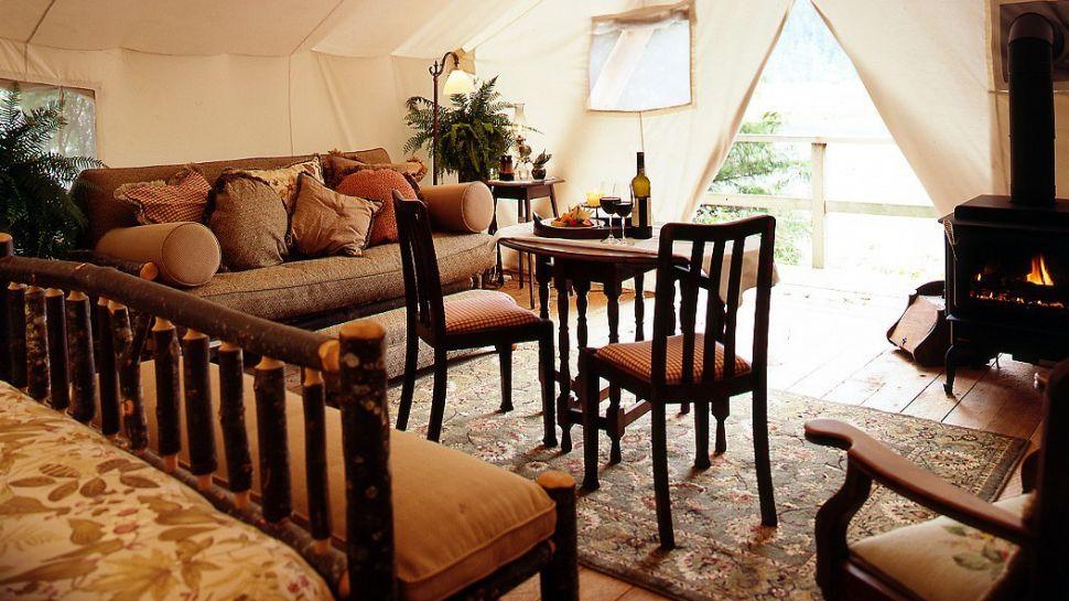 Clayoquot Wilderness Resort — Tofino, Canada