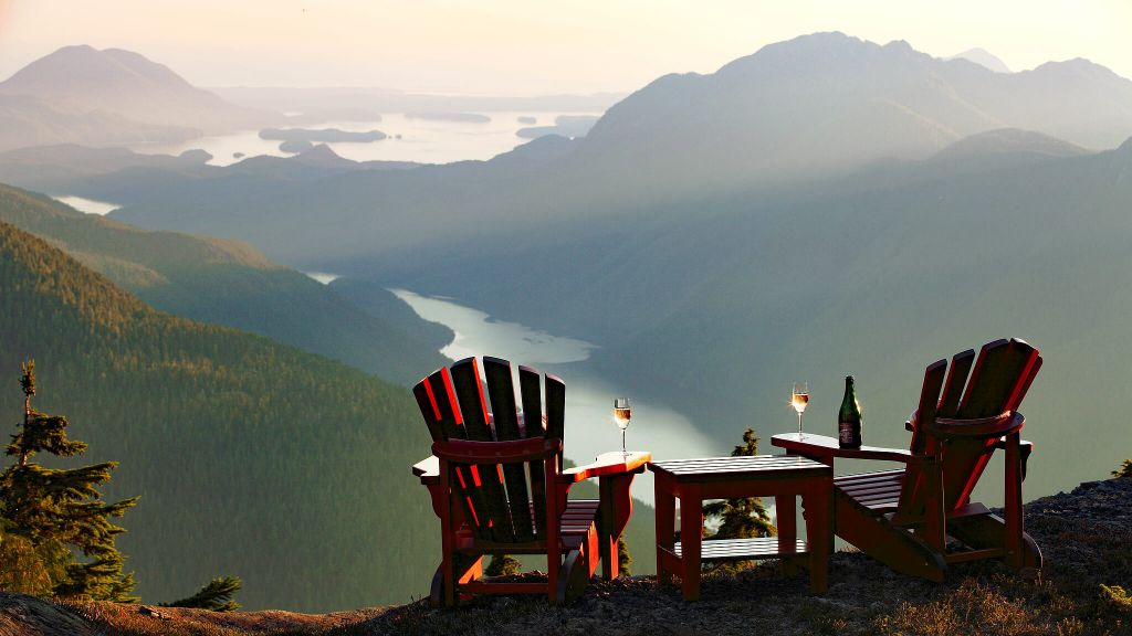 Clayoquot Wilderness Resort - Tofino, Canada
