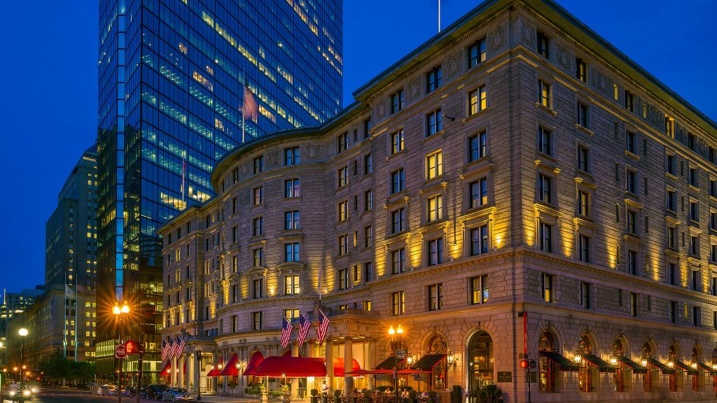 Fairmont Copley Plaza, Boston - Boston, United States