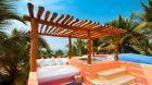 See more information about Las Alamandas, Mexico daybed