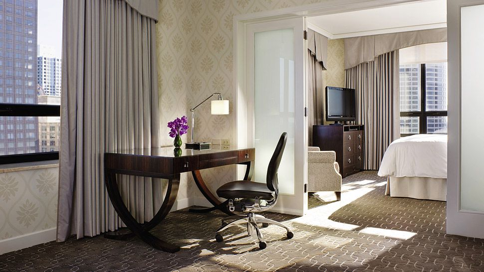 Ritz-Carlton Chicago (A Four Seasons Hotel) - The Ritz-Carlton Chicago (a Four Seasons Hotel), Illinois, United ...