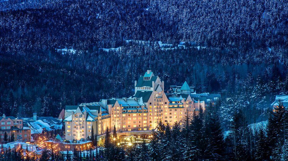Fairmont Chateau Whistler - Whistler, Canada