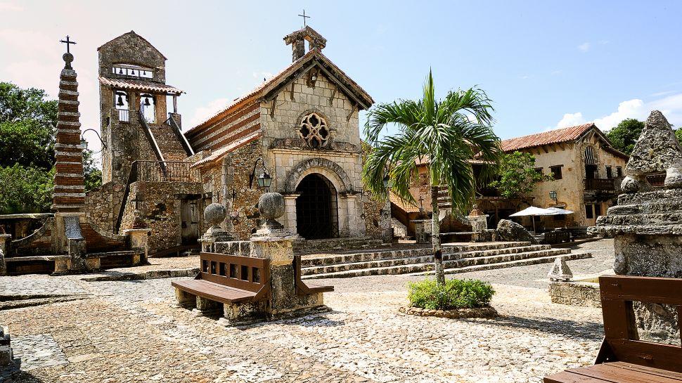 Casa de campo la romana dominican republic - La casa romana ...
