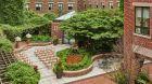 Courtyard  Four  Seasons  Washington  D C.