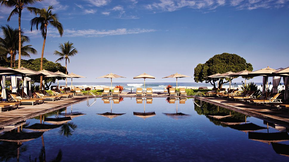 Four Seasons Resort Hualalai Hawaii The Big Island