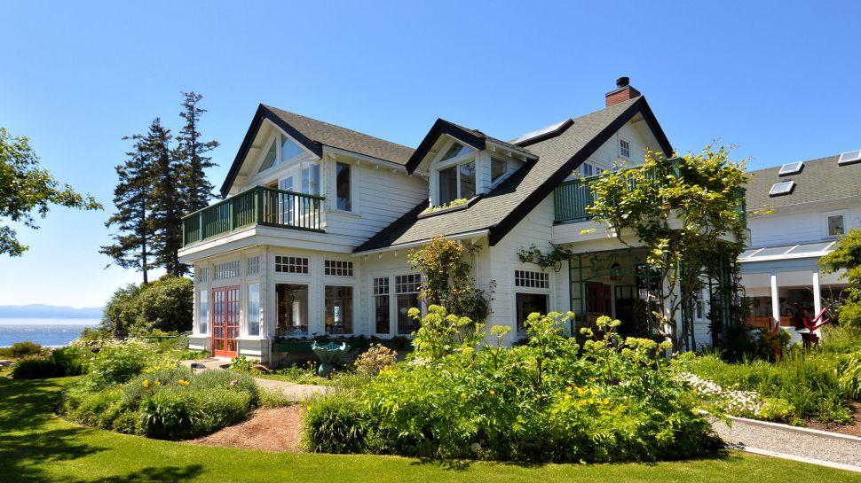 Sooke Harbour House - Sooke, Canada
