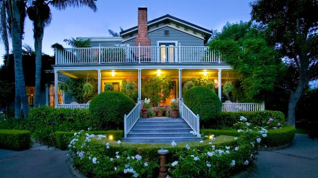 Simpson House Inn - Santa Barbara, United States