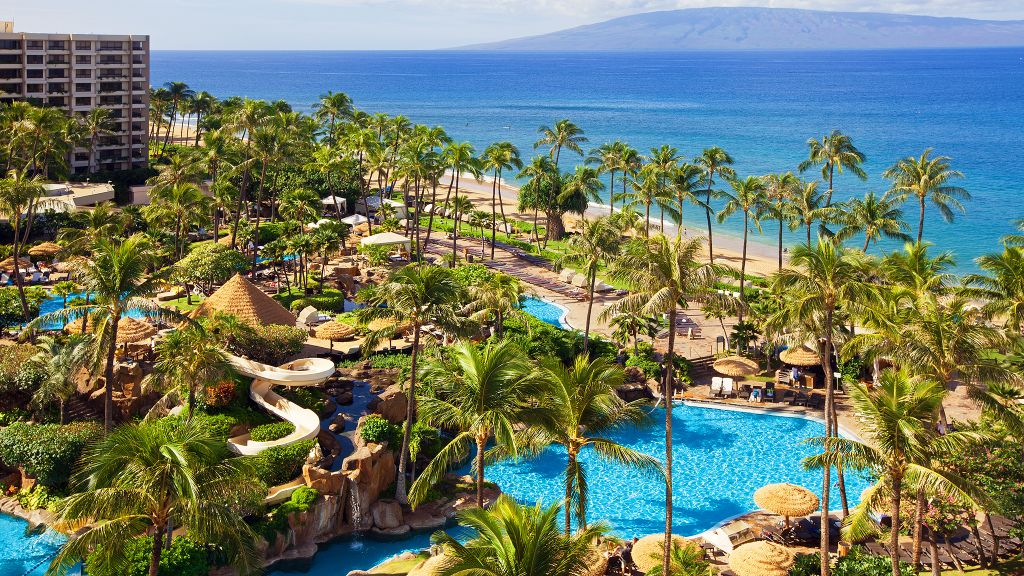 The westin maui resort spa maui hawaii for Nicest hotels in maui