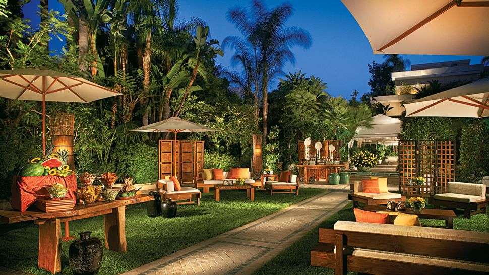 Four Seasons Hotel Los Angeles At Beverly Hills Greater Los Angeles California