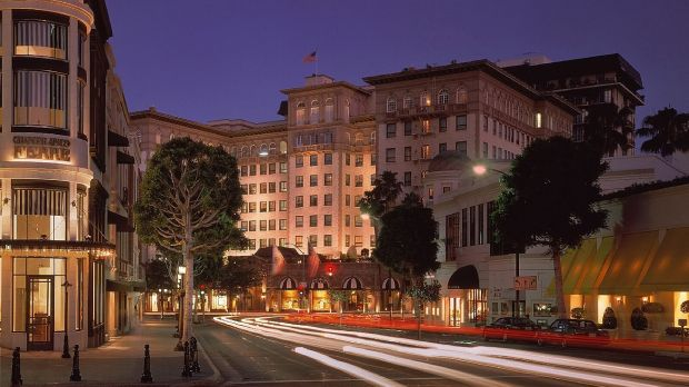 Beverly Wilshire, A Four Seasons Hotel — Beverly Hills, United States