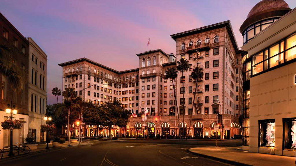 Beverly Wilshire A Four Seasons Hotel Greater Los Angeles California