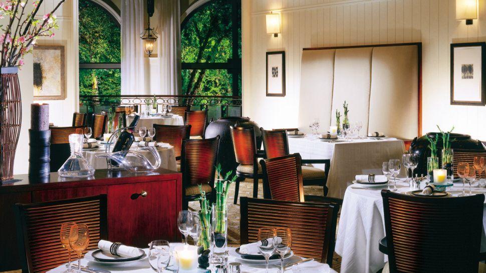 Restaurant Four Seasons Resort And Club Dallas At Las Colinas Texas