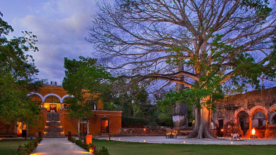 Hacienda Uayamon - Campeche, Mexico