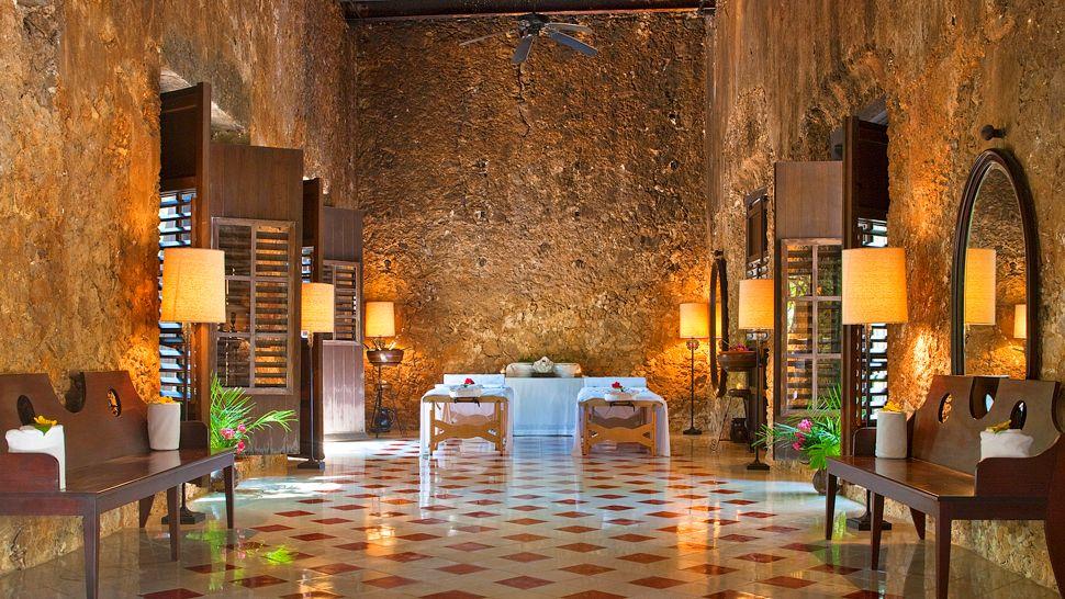 Hacienda uayamon campeche mexico for Design hotel yucatan