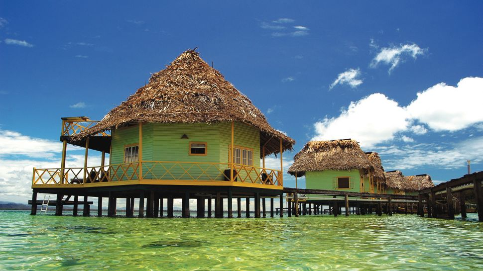 Bocas Del Toro Panama Resorts: Punta Caracol Acqua Lodge, Bocas Del Toro, Panama