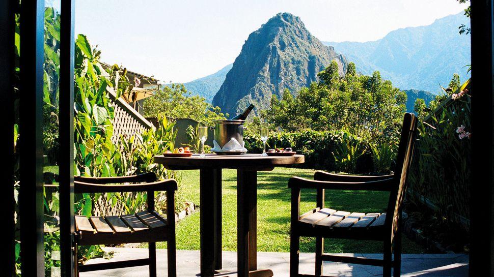 Afbeeldingsresultaat voor belmond hotels peru santuario lodge