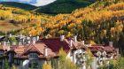 exterior fall mountain
