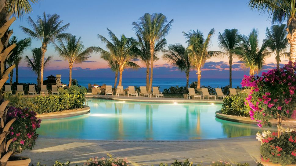 The Breakers Palm Beach Property Map