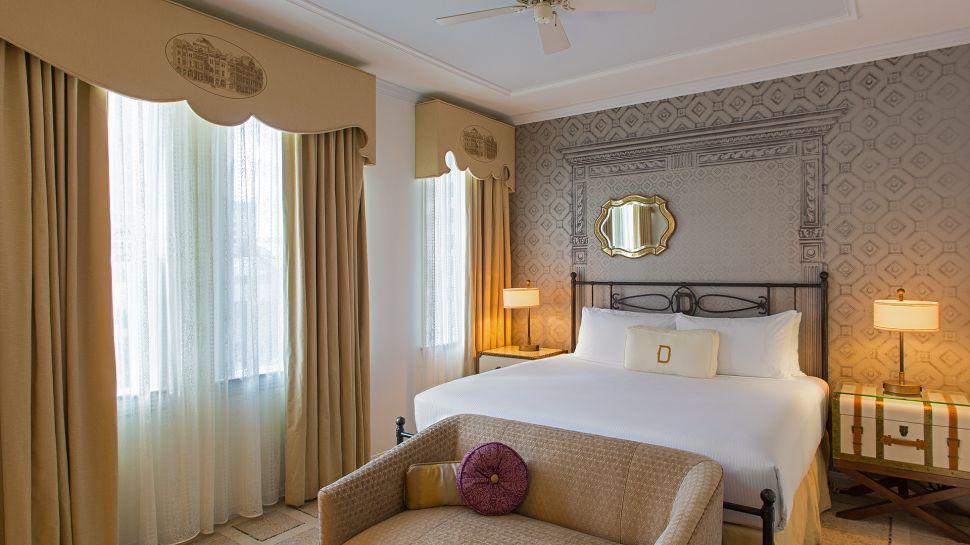 The Driskill Hotel Rooms