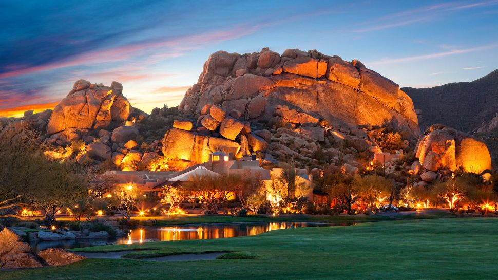 Boulders Resort Spa Curio Collection By Hilton