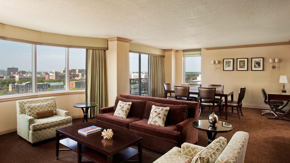 Westin Savannah Harbor Golf Resort & Spa — Savannah, United States