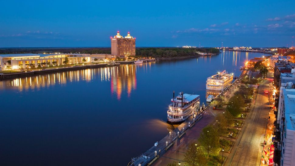 Westin Savannah Harbor Golf Resort & Spa - Savannah, United States