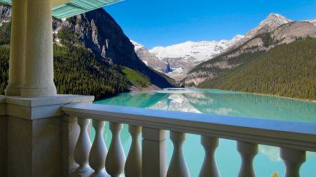 Fairmont Chateau Lake Louise - Lake Louise, Canada