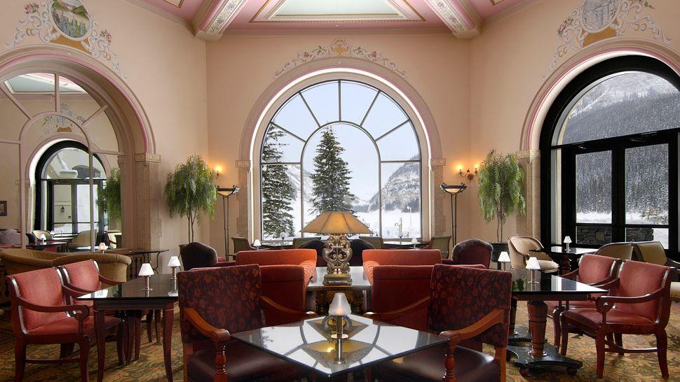Fairmont Chateau Lake Louise — Lake Louise, Canada