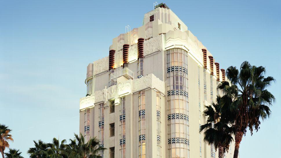 Hotels In La California Hollywood