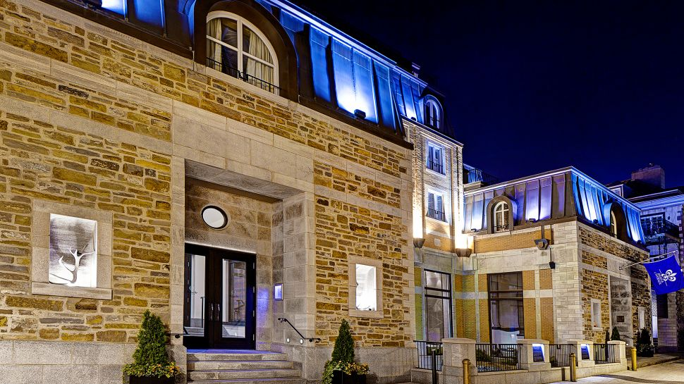 Auberge saint antoine capitale nationale quebec for Design hotel quebec city